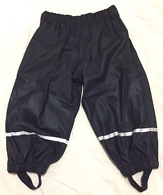 Kids Children's Toddlers Waterproof Pants Size 12-24mths