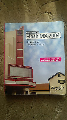 Foundation Flash MX 2004 Macromedia Reference Book