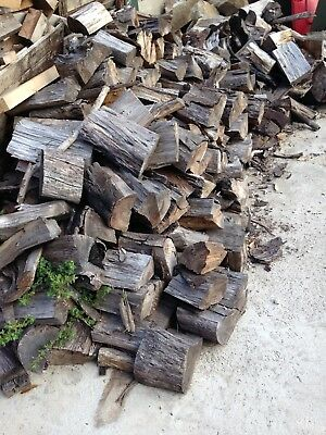 Firewood For BBQ, Pizza Oven Or Get Organised For The Colder Months 2 Cubic M