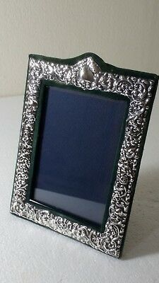 Sterling Silver  Photo / Picture Frame 7¼ inches high