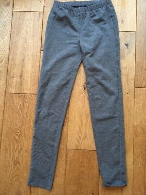 Girls Gap Kids Grey Leggings Size XL (12 years)