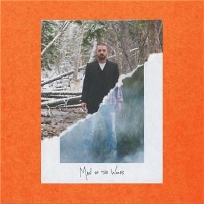 Justin Timberlake Man Of The Woods Cd New