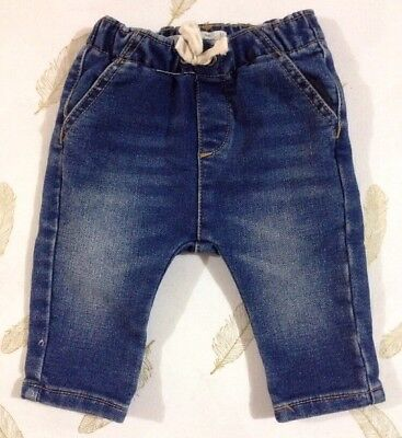Cotton On Baby Boys Jeans Size 0-3 Months 000