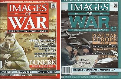 Images of War WWII Magazines Issues 1-52 (all 52 magazines)