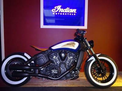 Indian Scout Sixty Custom Bobber Made To Order - Starting From £12000