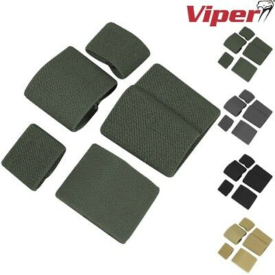 Viper Tactical Buckle Tidy Set Elastic Fabric Utility Army Paintballing Clothing