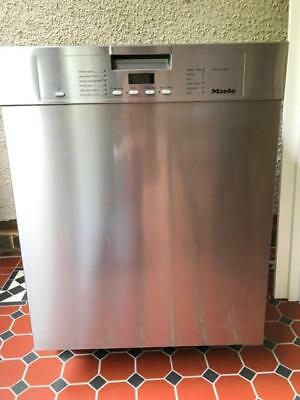 Stainless Steel MIELE DISHWASHER G5141U !! Excellent Condition !! DON'T MISS OUT