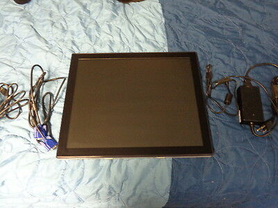 """19"""" Touch Systems C1910PS Touchscreen Monitor 98-0003-4098-8"""