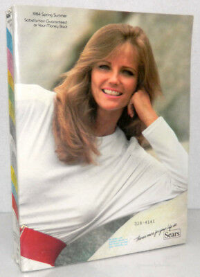 SEARS 1984 Spring Summer Original Vintage Catalog