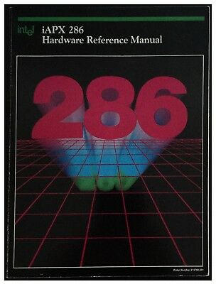 Intel iAPX 286 Hardward Reference Manual Data Book 1983