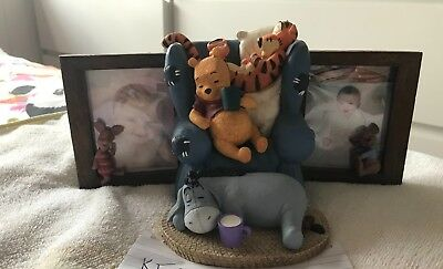 Disney Winnie The Pooh And Friends Double Photo Frame