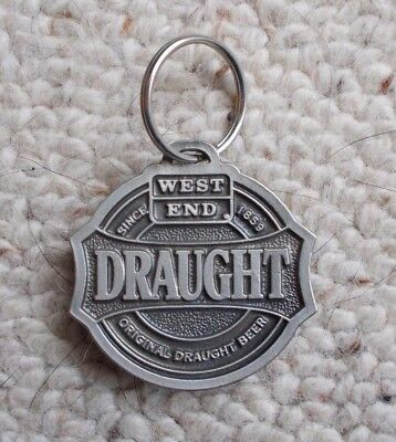 West End Draught Keyring Bottle Opener  , Made Off Metal  - New