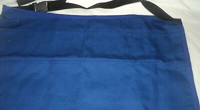 New~Speed Cleaning Original Style Cleaning Apron with Plastic Replacement Liners