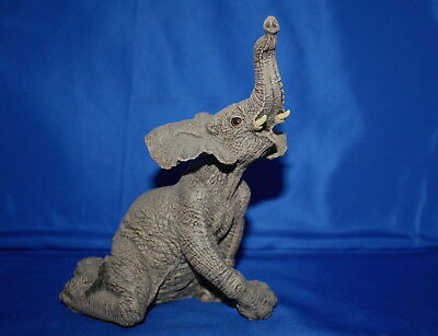 "The Herd Collection ""cracker Jack The Elephant"" Figurine By Martha Carey"