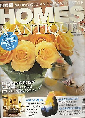 Homes And Antiques June 1999