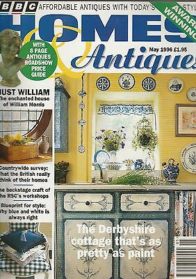 Homes And Antiques May 1996