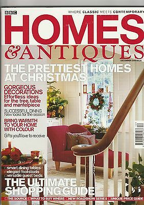 Homes And Antiques December 2004