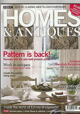 Homes And Antiques March   2008