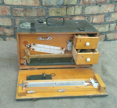 gas mask Lab testing device Vintage milatary USSR