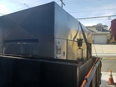 Smoker/commercial/ competition Smoker Ole Hickory sse2000 used