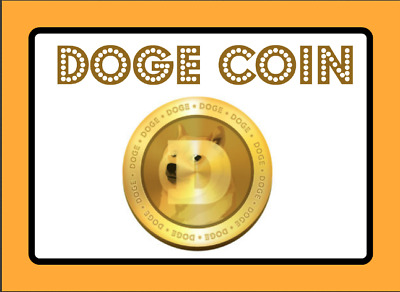 10,000 Dogecoin for £100 Doge coins Cryptocurrency UK trusted