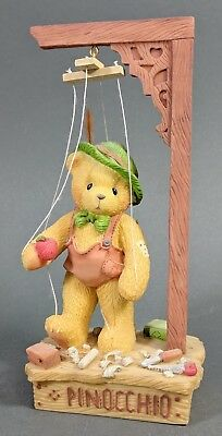 *MINT* Cherished Teddies ~ Pinocchio - You've Got My Heart On A String (476463)