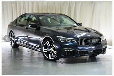 2018 BMW 7-Series 750i M Sport 2018 BMW 750i MSport MSRP $116385