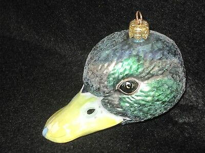 Slavic Treasures--Mallard Duck--Item #03-1312-B