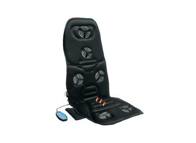 Ultimate Speed Car Massage Seat Cover 2-in-1