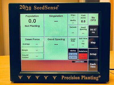 Precision Planting Gen 1 20/20 SeedSense Monitor USED