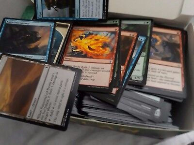 Magic: the Gathering - A Booster Box-ful of MTG cards