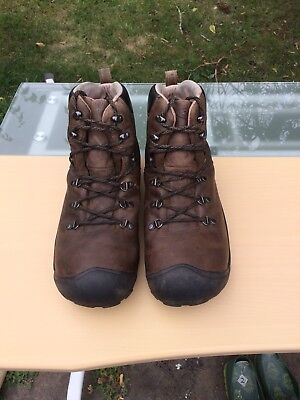 Keen Water Proof Leather  Hiking Boots