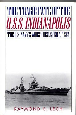 The Tragic Fate of the USS Indianapolis Signed by 49 Sinking Survivors!