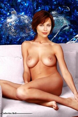 Catherine Bell aus JAG Foto Format 20x30cm #37