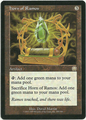 Mercadian Masques Sets NM//SP 1x each 5 Ramos Artifacts Magic MTG FTG