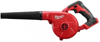 Milwaukee Blower Cordless Compact Sweeper M18 18-Volt Lithium-Ion Tool 0884-20