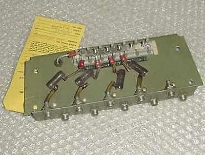 206-075-573-001, 206-075-573-1, Bell 206 Helicopter Light Terminal w/ Serv tag