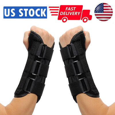 Medical Wrist Support Brace Splint for Carpal tunnel, Arthritis Sprain Strain