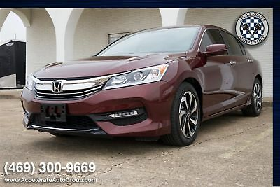 2016 Honda Accord EX-L, LOW MILES, VERY NICE! 2016 Red EX-L, LOW MILES, VERY NICE!!