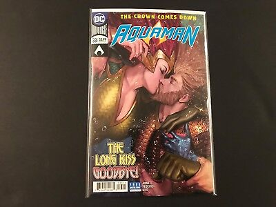 Aquaman #33 (2018) NM DC Comics 1st Print