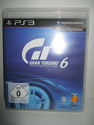 SONY Playstation 3 PS3 Spiel Gran Turismo 6