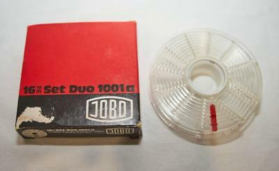 JOBO 16mm Set Duo 1001a Plastic Development Spiral.  110  AND 16mm