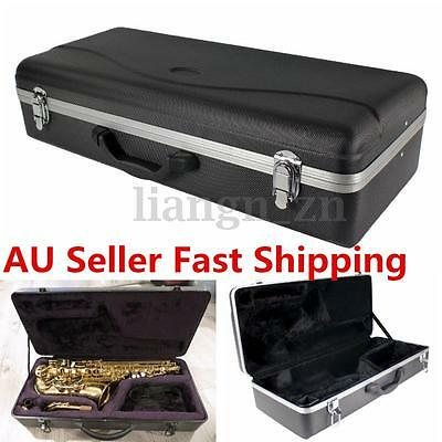Alto Saxophone Hardshell Case Waterproof Anti Pressure Instrument Protection Bag