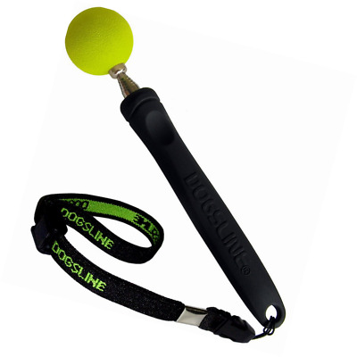 Target Stick with elastic stretch wristband , Training for dog cat horse