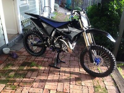 yz250 with 350 big bore kit