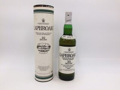016  LAPHROAIG  Scotch Whisky SINGLE ISLAY MALT 10 YEARS 700ml/40%Vol.Alc.