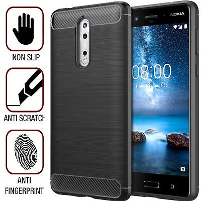 Premium Luxury Slim Shock Proof Protective Case Cover for Nokia 8