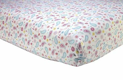 Sadie & Scout Fitted Crib/Cot Sheet