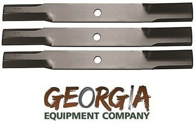 "3 USA Blades for Bush Hog ATH 720 Series 72"" Cut Mowers Code 88773 USA MADE HD"