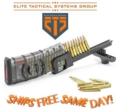 ETS Elite Tactical Systems C.A.M. Rifle Magazine Loader Polymer ETSCAM-RIFLE